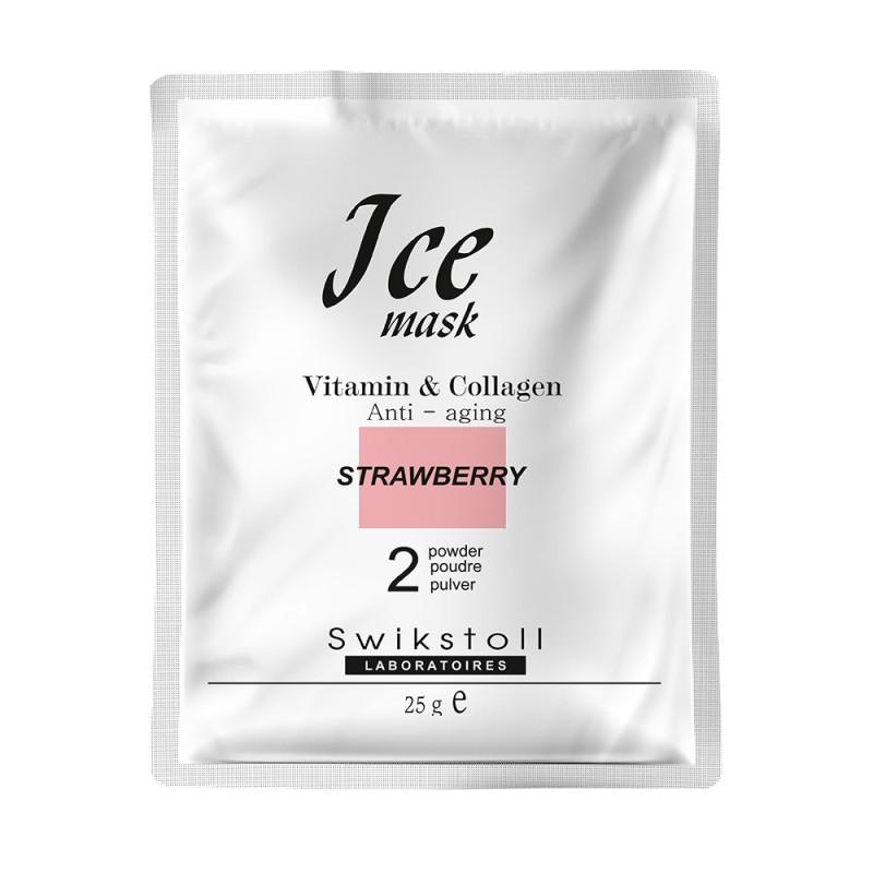 buz maskesi vıtamın & collagen